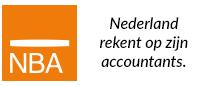 NBA Koninklijke Nederlandse Beroepsorganisatie van Accountants